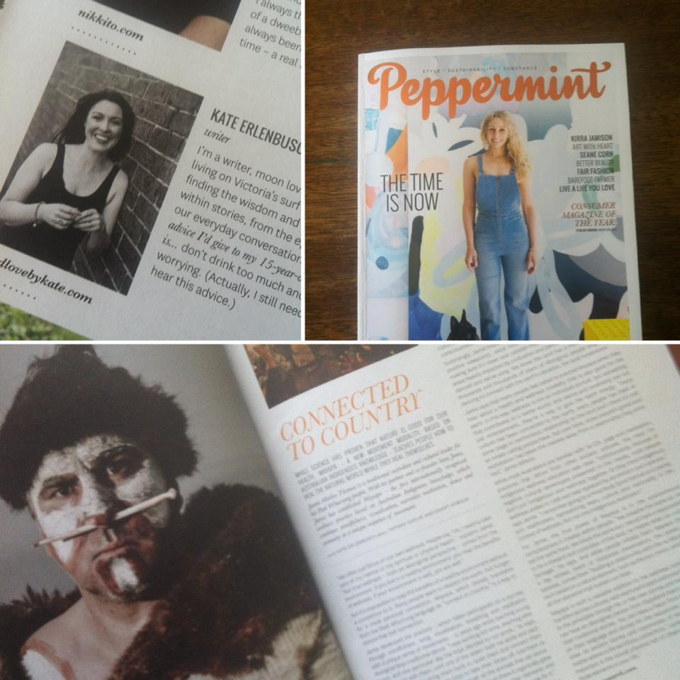 Peppermint Magazine Article